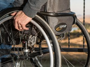 Livsstil för rullstolsburna